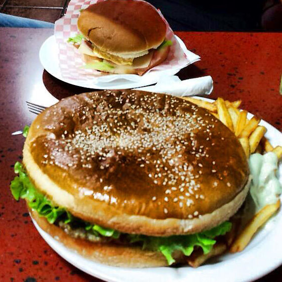 Especialistas en hamburguesas gigantes en Tenerife