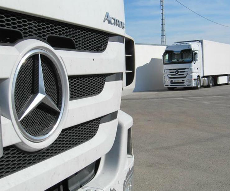 Transporte nacional e internacional de mercancías refrigeradas en Elche