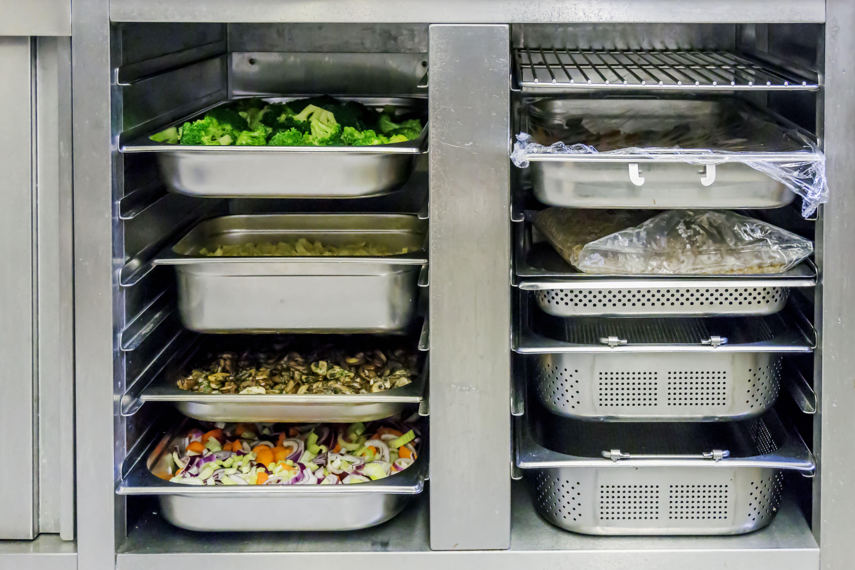 Maquinaria para la conservación de alimentos en Villalbilla