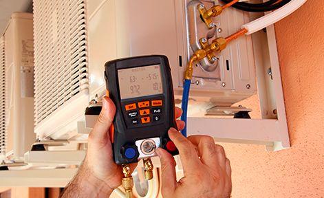 Inatalación y mantenimiento de aire acondicionado
