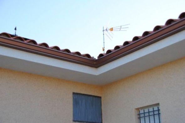 Canales de aluminio: Servicios de Cerramientos José Pastor