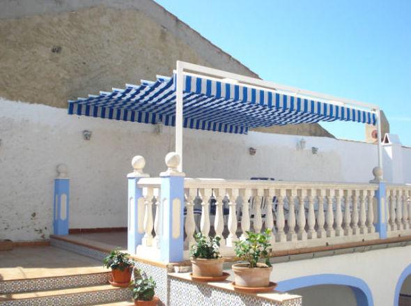 Instalación de toldos en Valencia