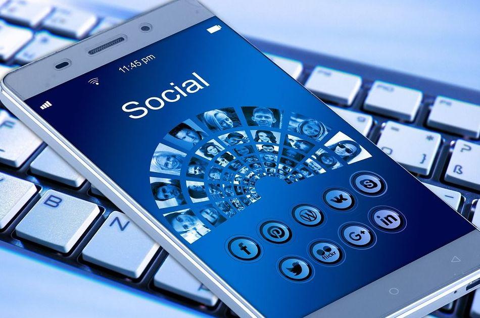 Sígueme en redes sociales