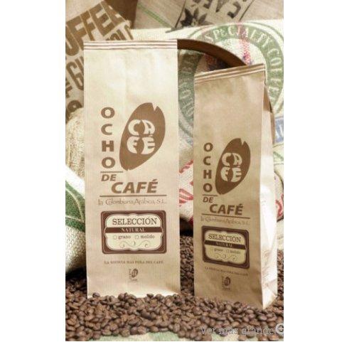 Selección Natural: Productos de Ocho de Café
