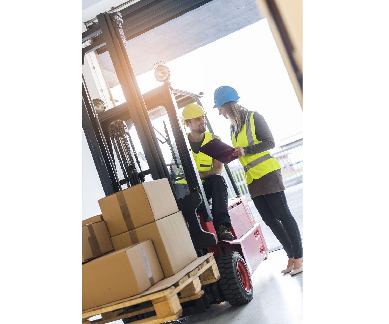 Servicio de reparación de carretillas y plataformas elevadoras