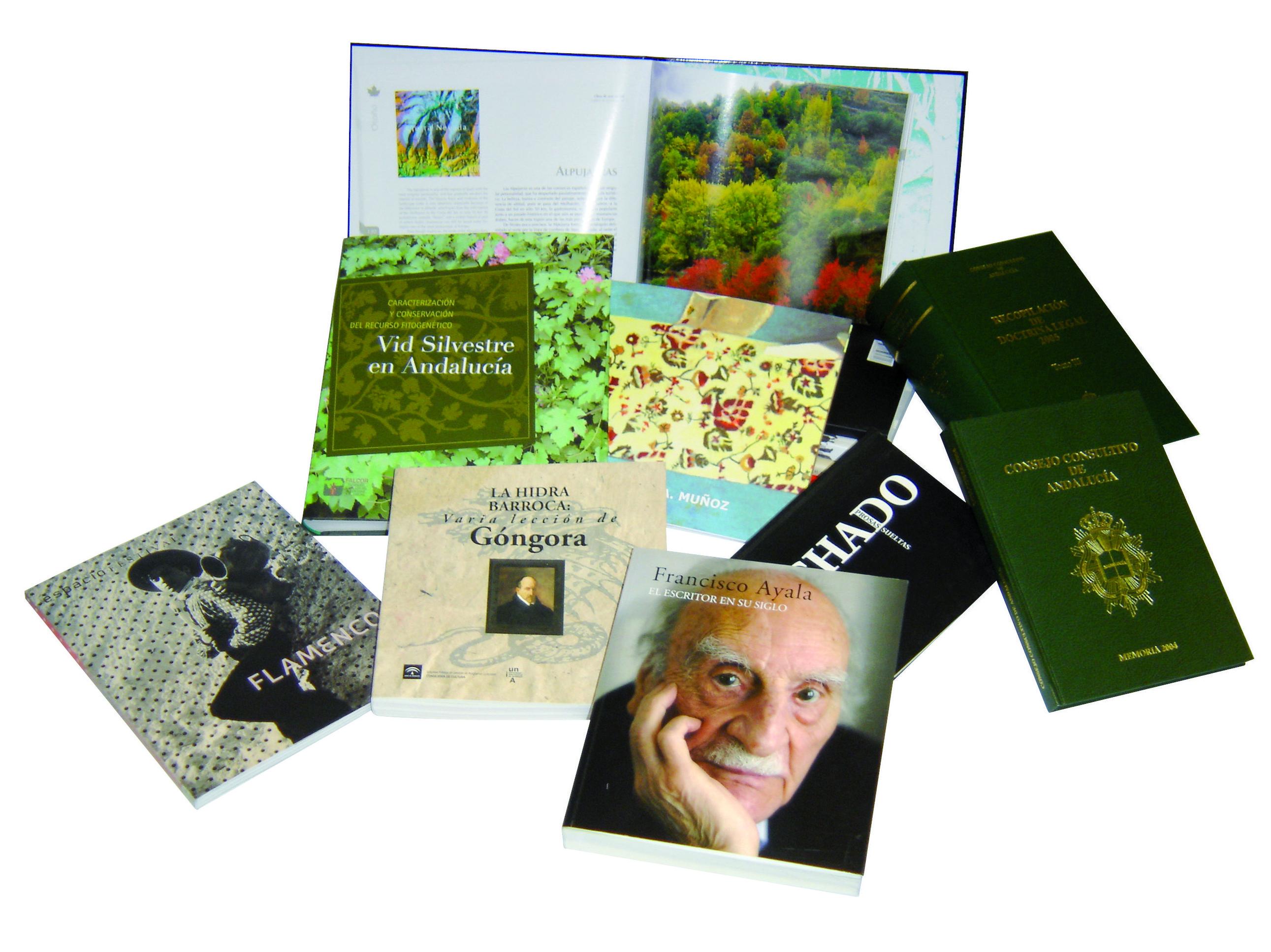 Libros, edición, colecciones...