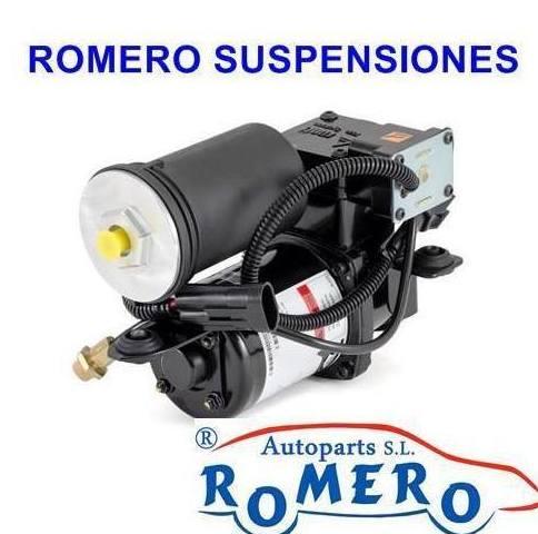 Compresor de la suspensión Mercedes Vito V-Class W638: Suspensiones y vehículos de Romero Autoparts Zaragoza