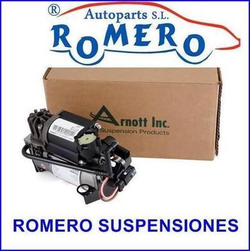 Compresor Mercedes serie S W220: Suspensiones y vehículos de Romero Autoparts Zaragoza