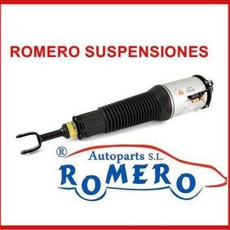 Amortiguador delantero Audi A6 Allroad C6 4F: Suspensiones y vehículos de Romero Autoparts Zaragoza
