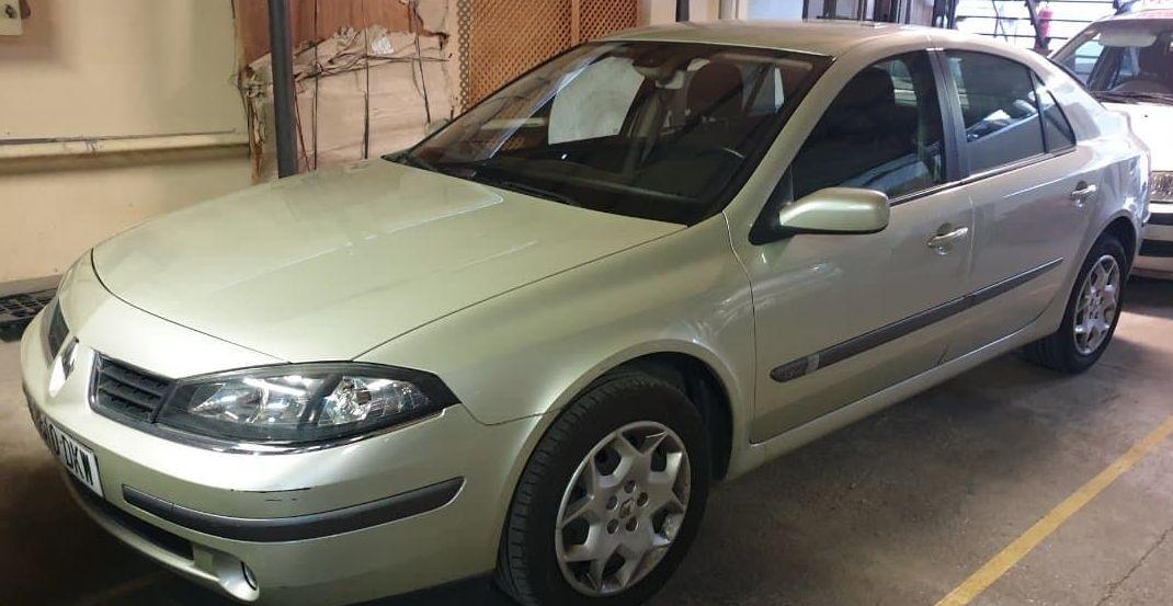 RENAULT LAGUNA DIESEL : Suspensiones y vehículos de Romero Autoparts Zaragoza