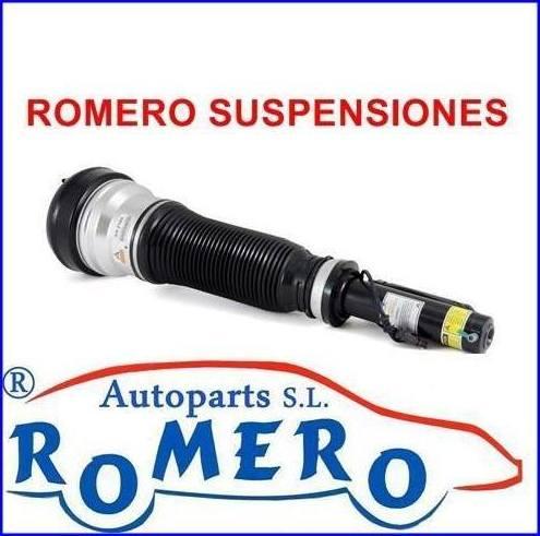 Amortiguador delantero Mercedes serie S W220 Remanufacturado: Suspensiones y vehículos de Romero Autoparts Zaragoza