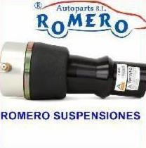Balona trasera Audi Q7 : Suspensiones y vehículos de Romero Autoparts Zaragoza