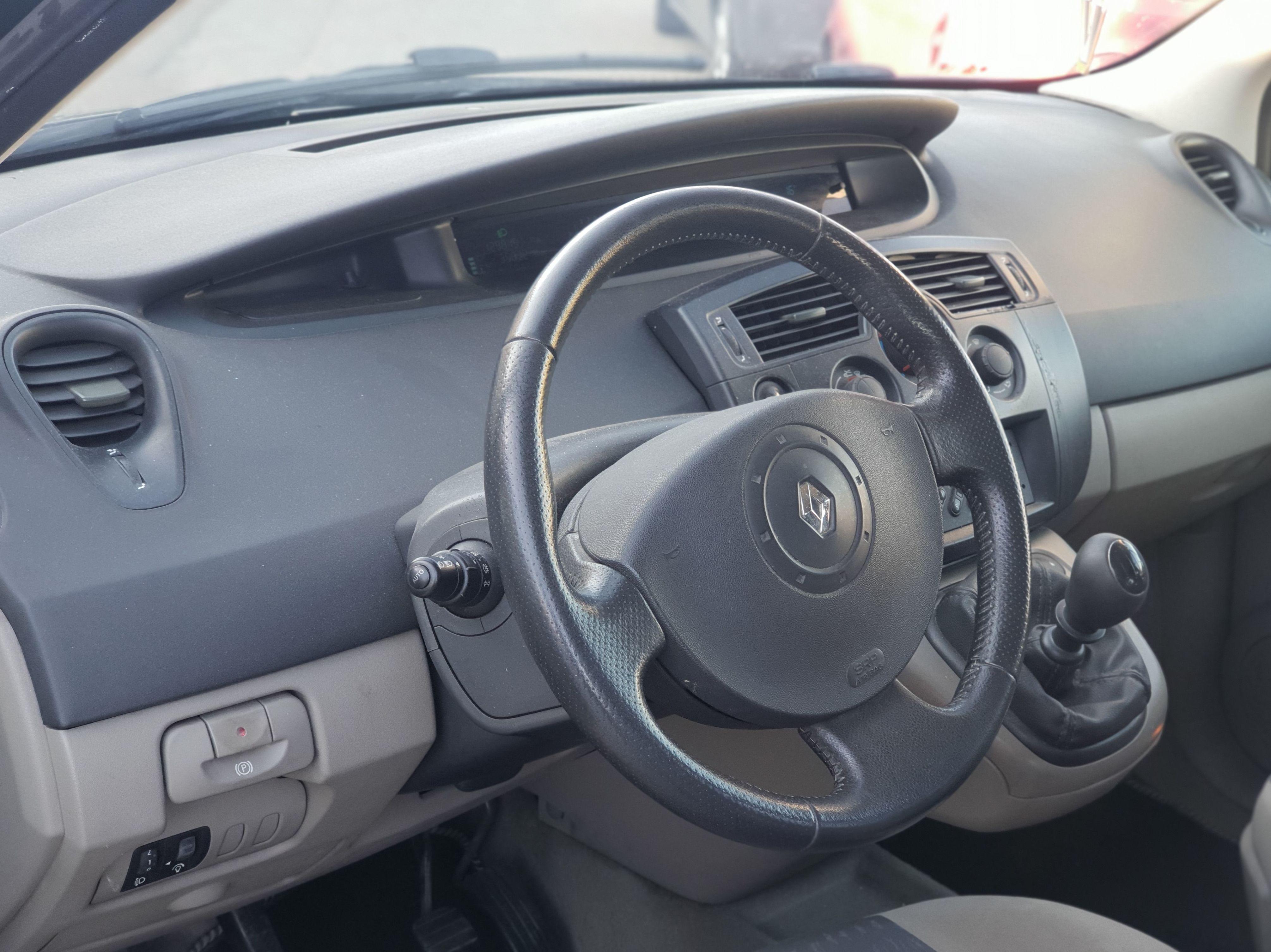 Renault Scenic 1.9 DCI 120 CV : Suspensiones y vehículos de Romero Autoparts Zaragoza