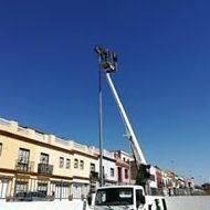 Foto 43 de Instalaciones eléctricas de baja y media tensión para empresas y particulares en Alcalá de Guadaíra | A&P Instalaciones
