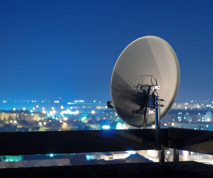 Instalación de antenas parabólicas en Sevilla