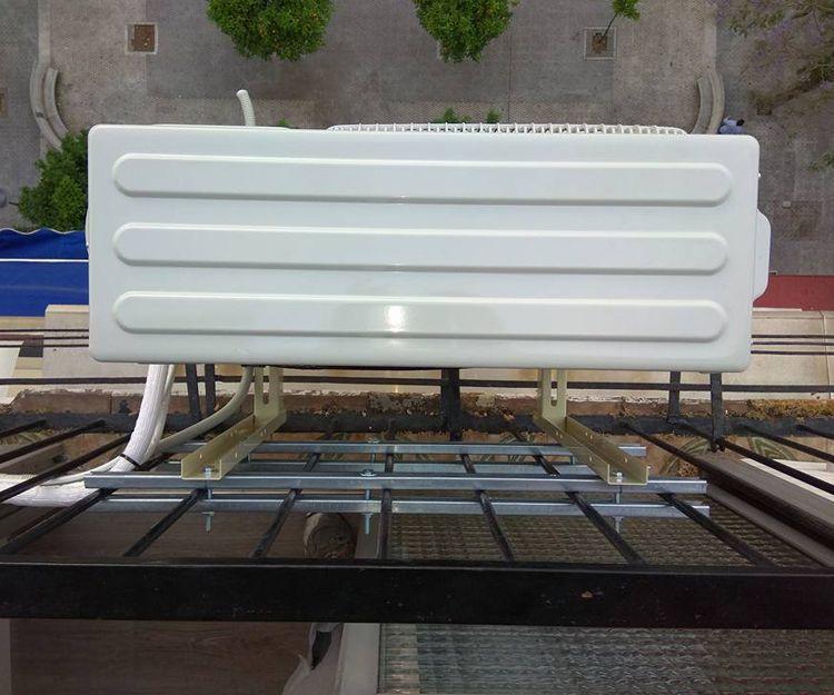 Instalación de aire acondicionado en Sevilla