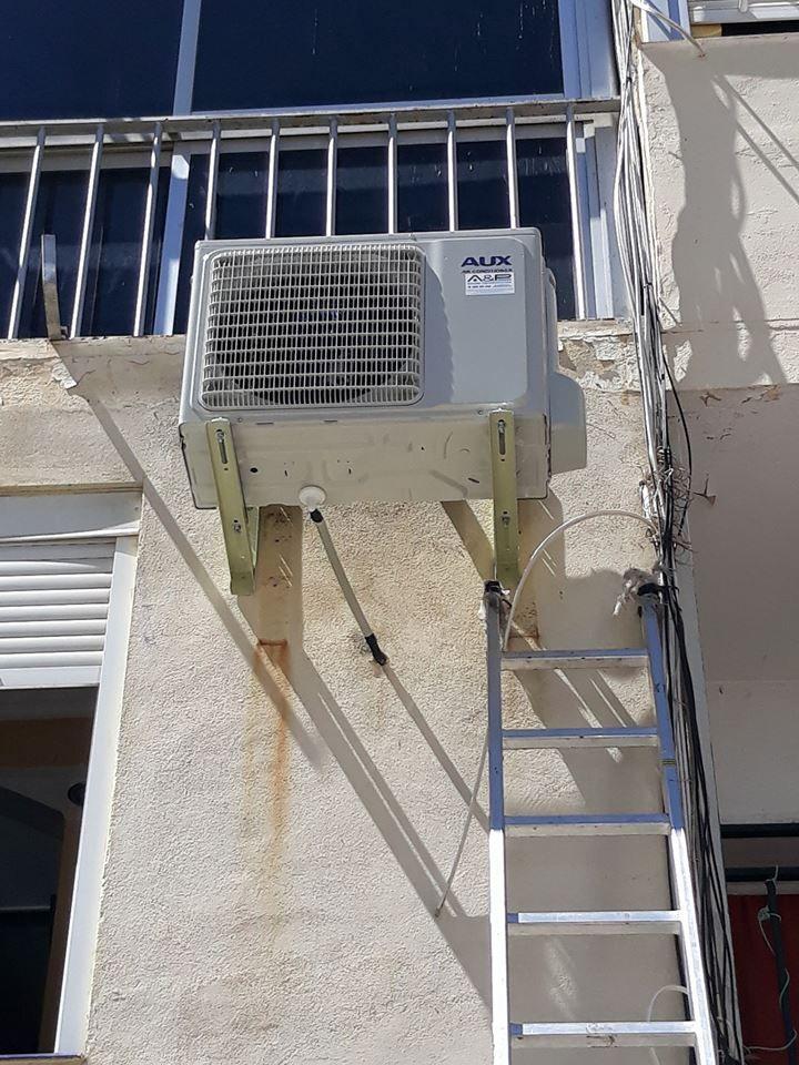 Instalación y mantenimiento de aire acondicionado en Sevilla