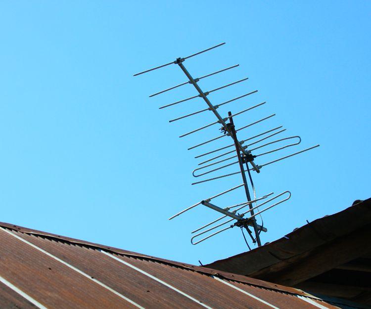 Instalación de antenas terrestres en Sevilla