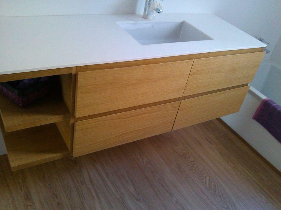 Muebles de baño personalizados: Servicios de Carpintería Quiver, S. L.