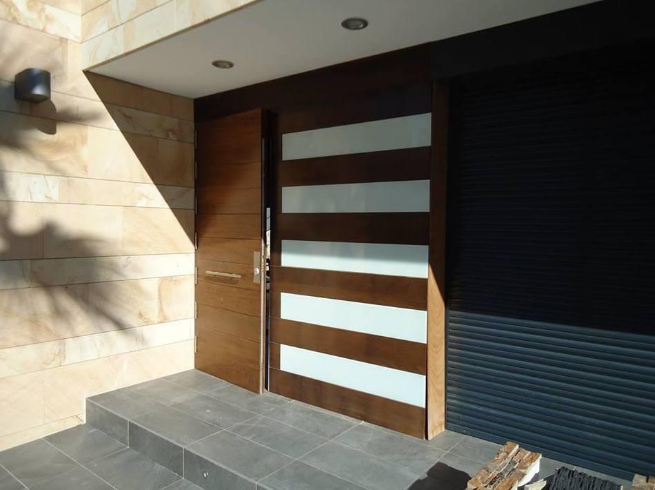 Puertas blindadas de exterior: Servicios de Carpintería Quiver, S. L.