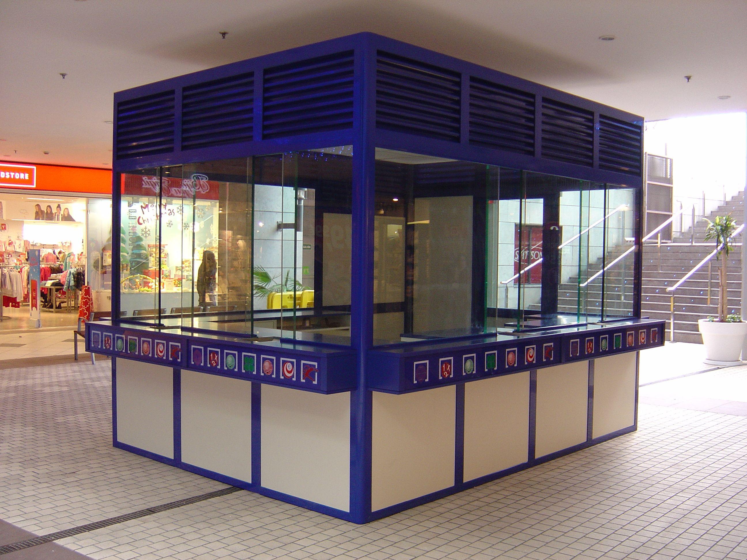 Administración de lotería: Servicios de TDR