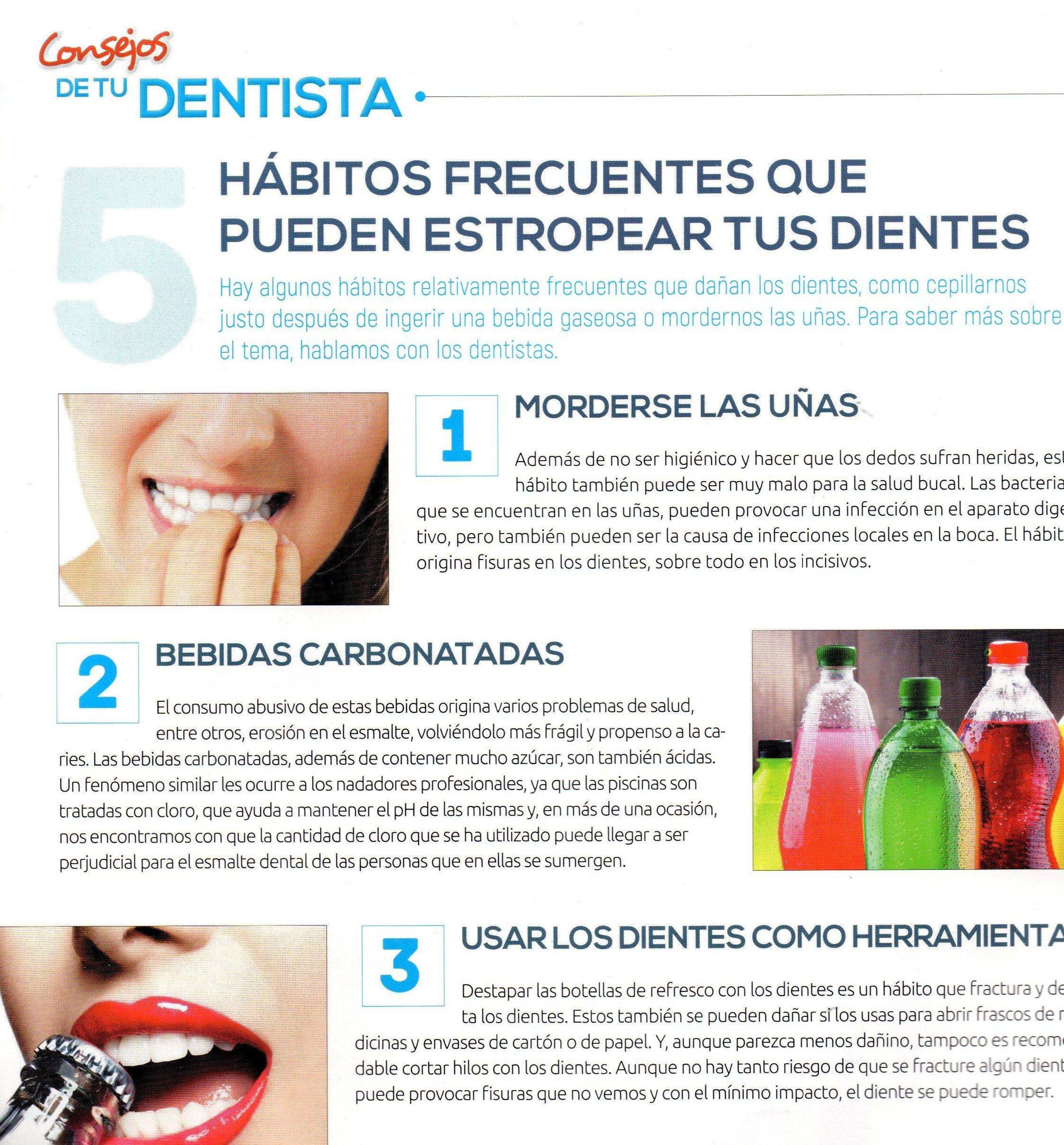 dentista en cadiz javier perez hábitos dañinos
