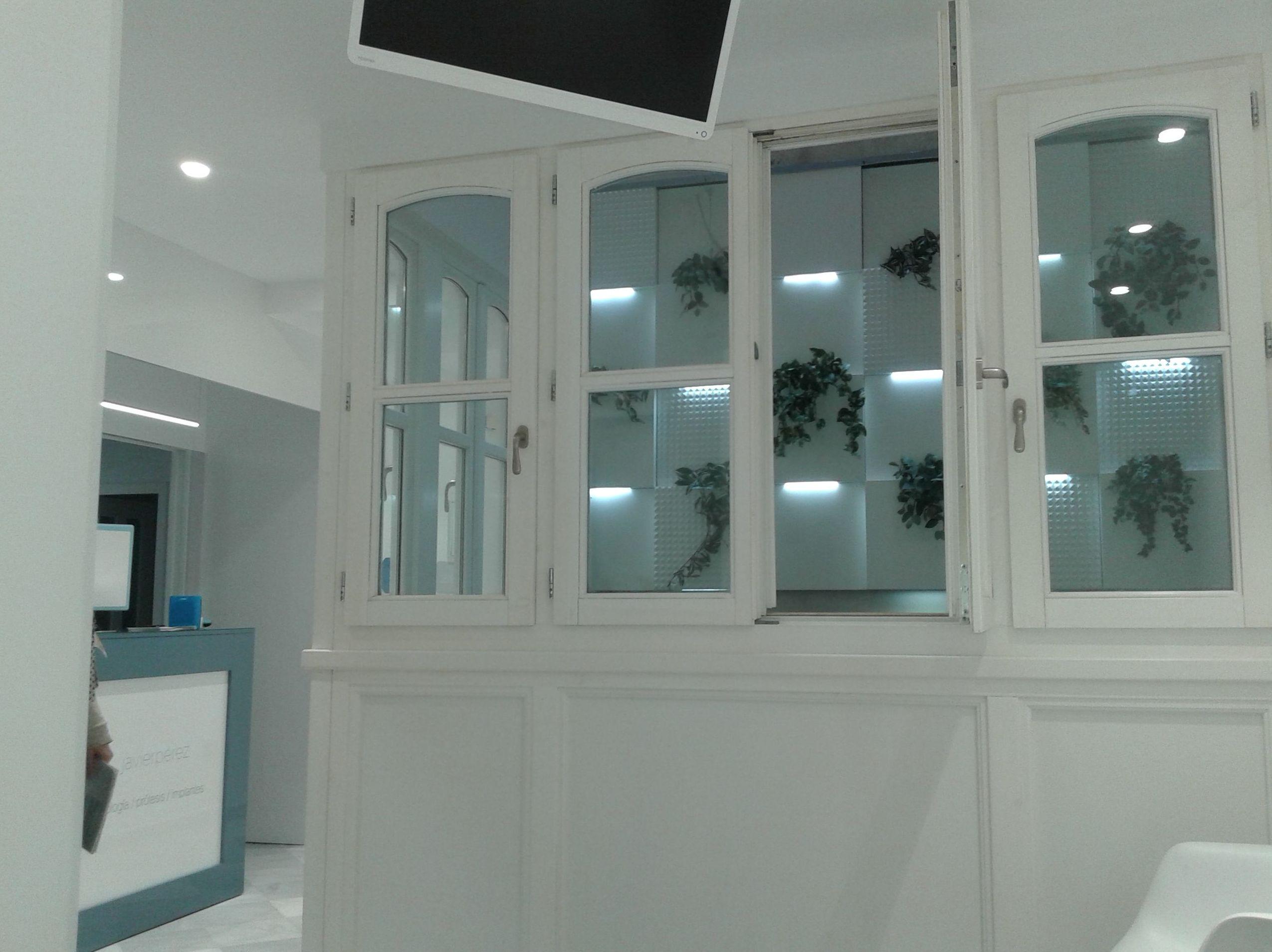 Clínica Javier Perez - Cádiz - sala de espera