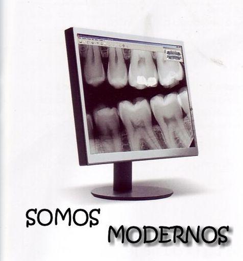 Dentista Cádiz Javier Pérez somos modernos