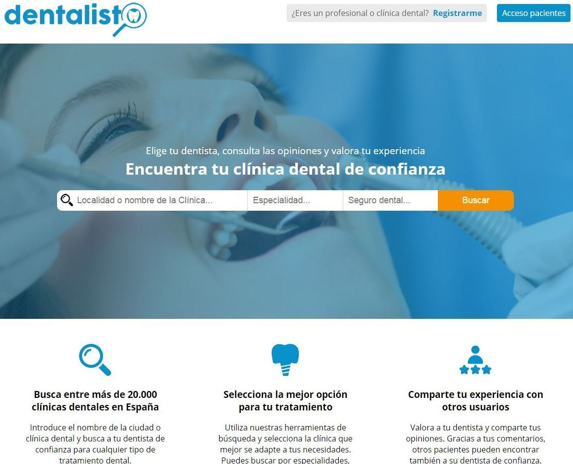 Dentista en Cadiz Javier Perez implantes se encuentra en dentalisto