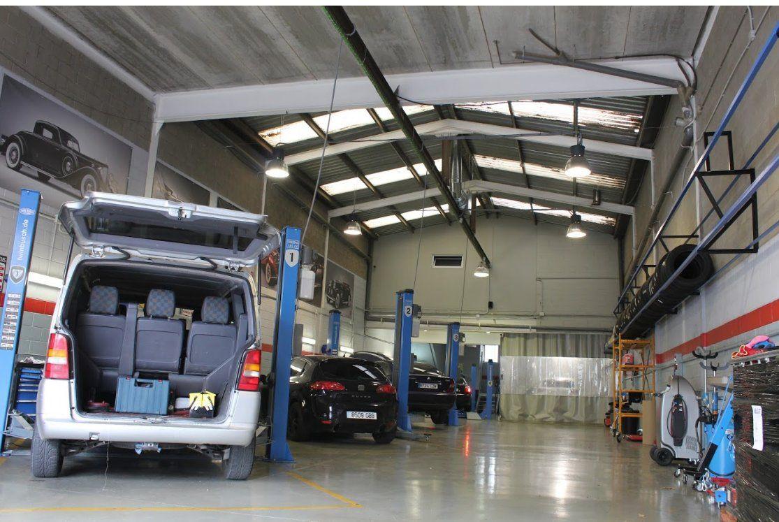 Mecánica en general: Servicios de Pro Box Services Ripollet