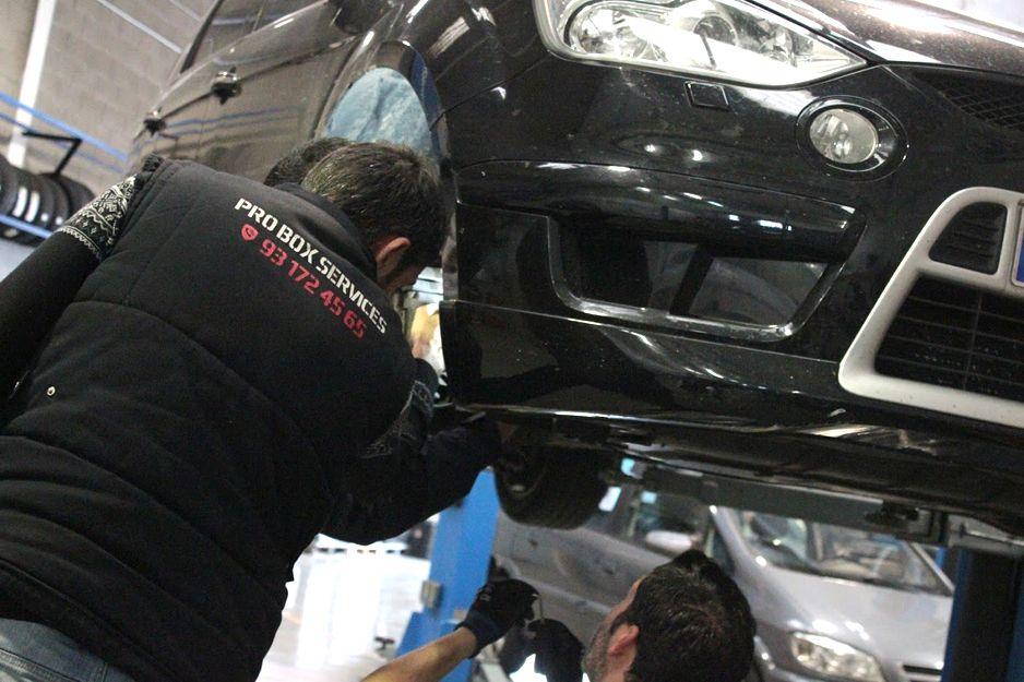 Reparaciones mecánicas en Ripollet, Barcelona
