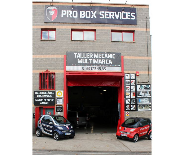 Pro Box Services en Ripollet, Barcelona