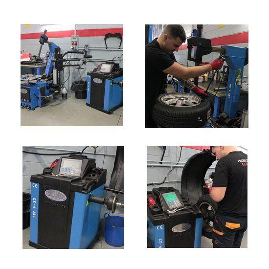 Cambio de neumáticos: Servicios de Pro Box Services Ripollet