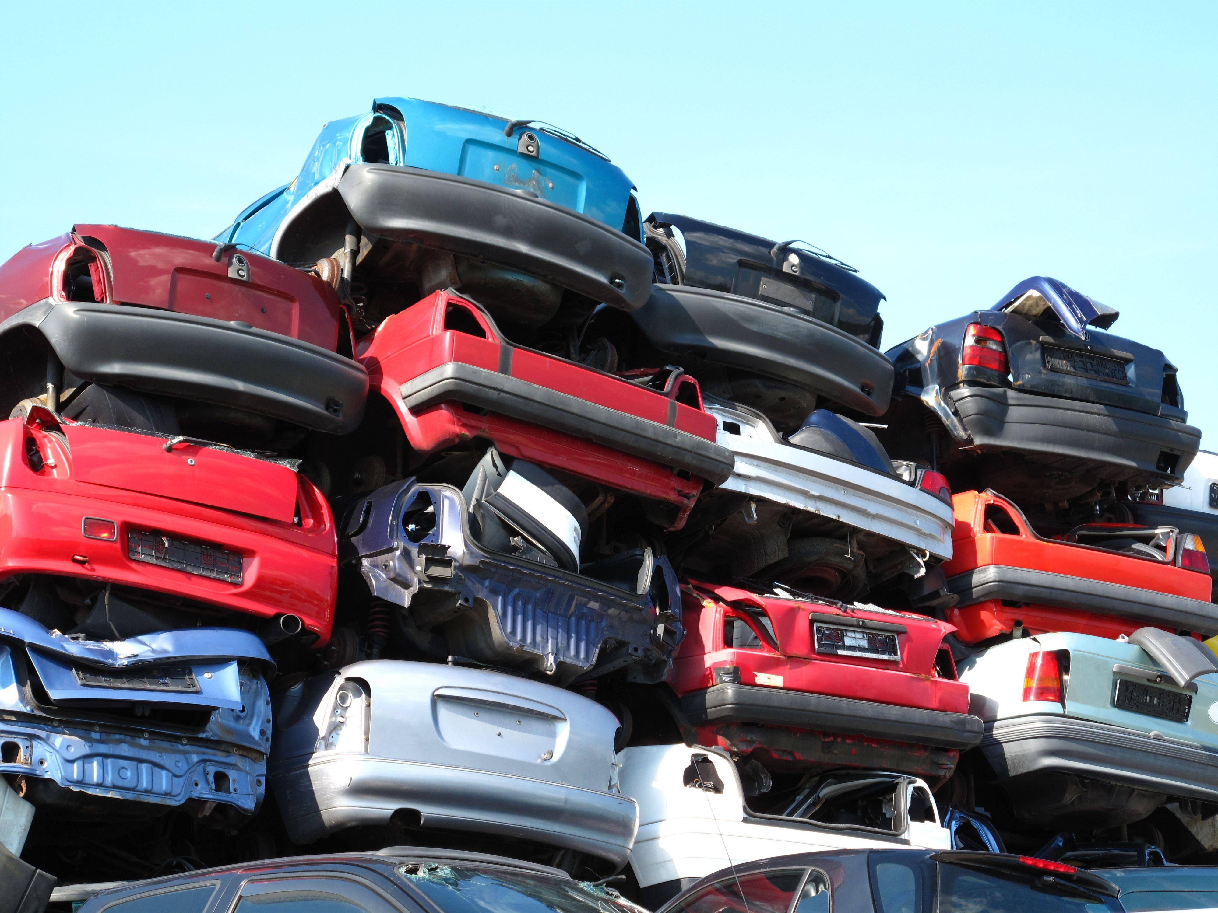 Desguace de vehículos en Sant Cugat del Vallès
