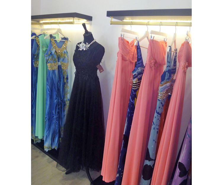 Tienda de vestidos de fiesta en Las Palmas