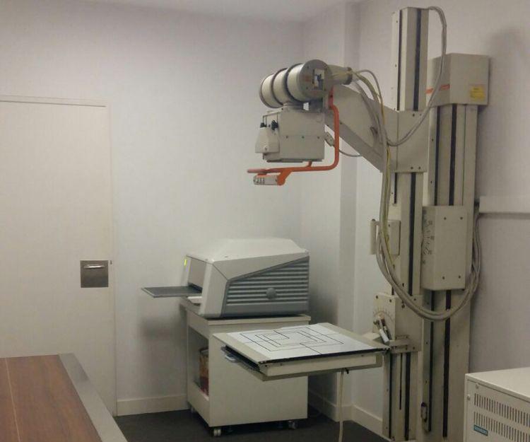 Sala de radiología