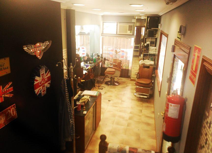 Poe Barber Show en Betanzos, A Coruña