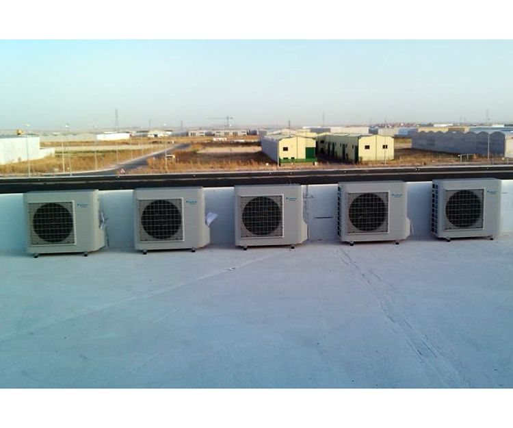 Instalación y mantenimiento de aire acondicionado en Albacete