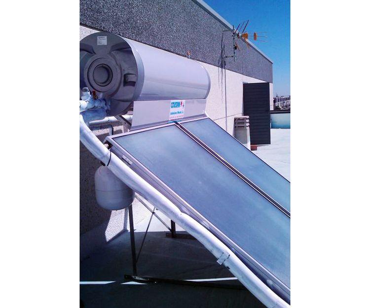Instalación de paneles solares térmicos en Albacete