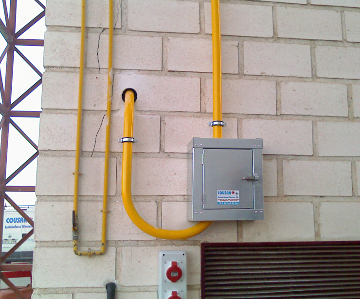 Empresa de gas en Albacete