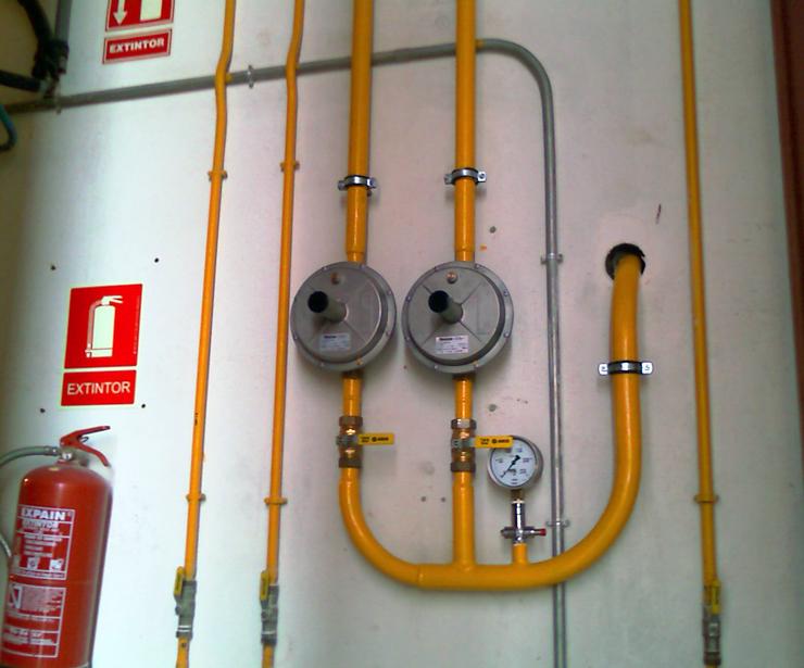 Insatalación de gas en Albacete