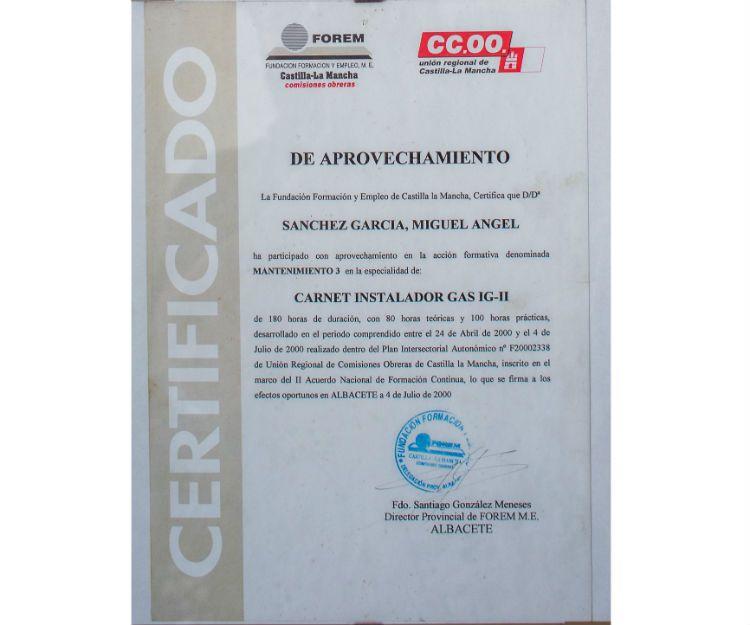 Reparación de sistemas de climatización en Albacete