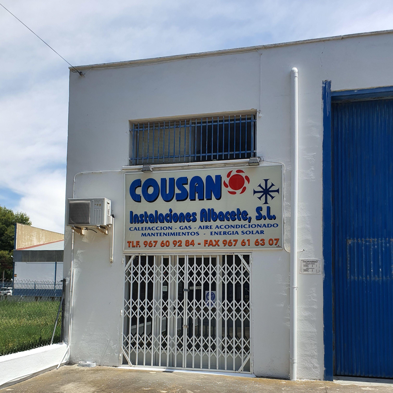 Foto 1 de Calefacción en Albacete | Cousan