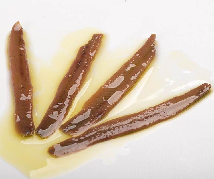 Conservas de anchoa de excepcional calidad