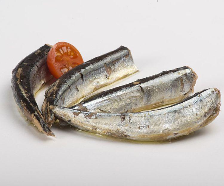 Conservas de sardinas