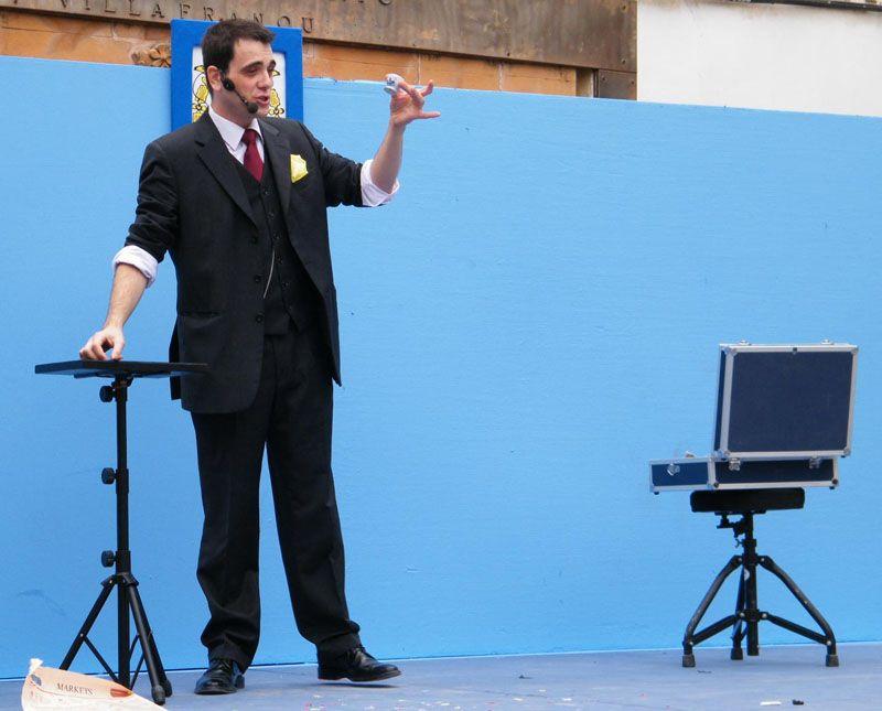 Espectáculos de magia en Murcia