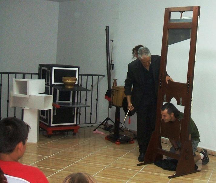 Magia y actuaciones para adultos en Murcia