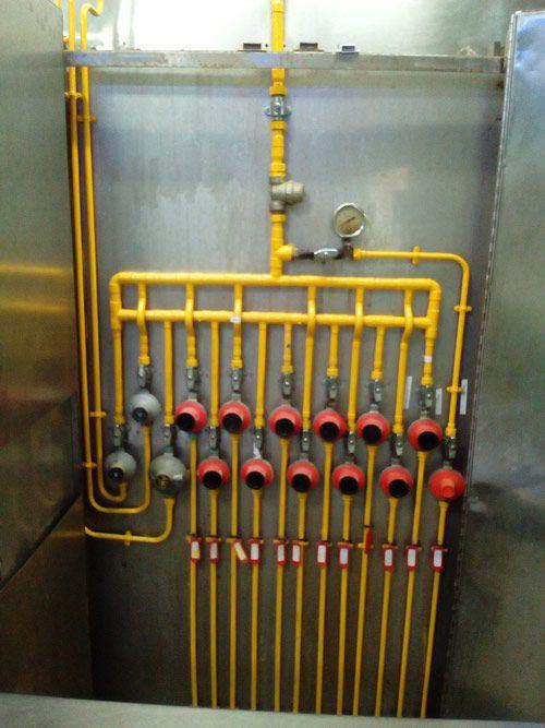 Gases licuados del petróleo (GLP): Servicios de JM Tendeiro Instalaciones