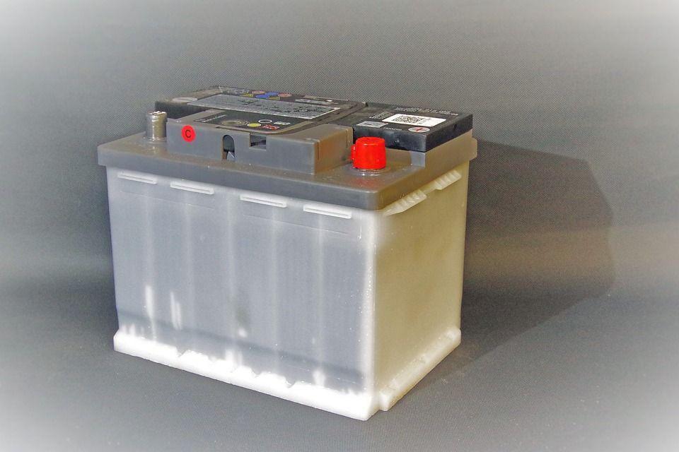 Baterías: Productos de VIESA ALBORG Y CIA
