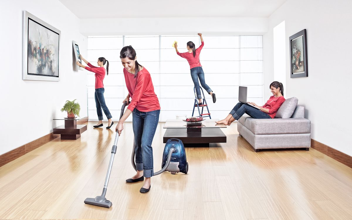 Gestión de mantenimiento y limpieza: Inmuebles de Despasol Novo